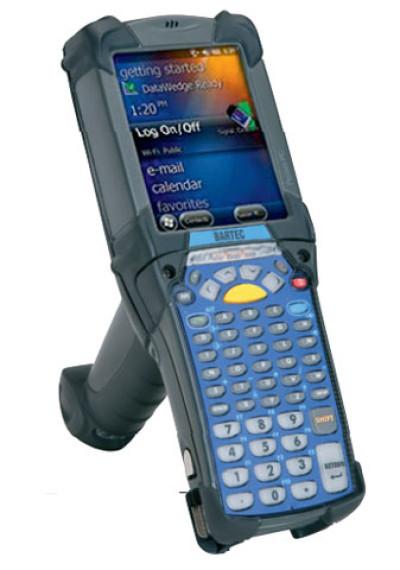 BARTEC MC 92N0ex-IS Mobile Computer