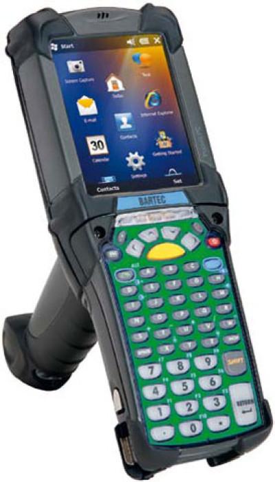 BARTEC MC92N0ex Handheld Computer