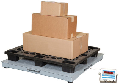 Brecknell DSB Floor Scale System Scale