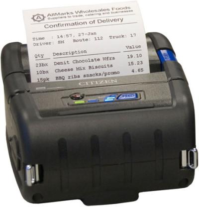 Citizen CMP-30 Portable Printer