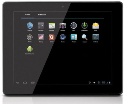Coby MID9740 Tablet Computer