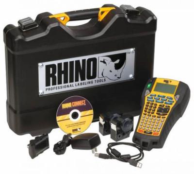 1734520 - Dymo Rhino 6000 Hard Case Kit Portable Bar code Printer