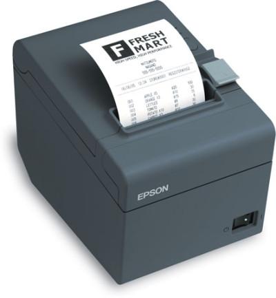 C31CD52A9912 - Epson TM-T20II Ethernet Plus POS Printer