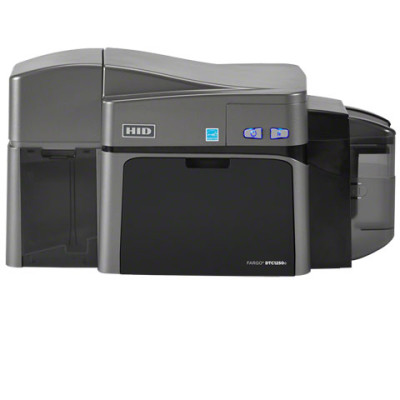 Fargo DTC1250e Card Printer
