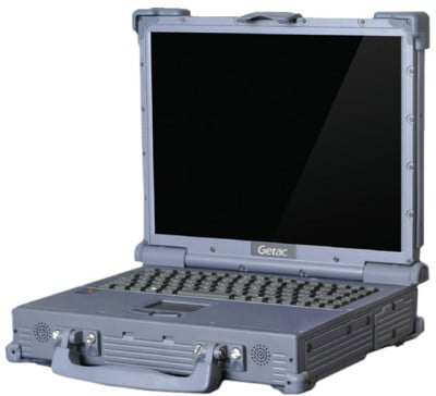 Getac A790 Rugged Notebook Computer