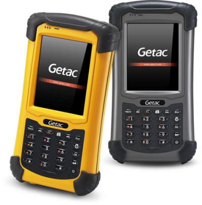 Getac PS236 Handheld Computer