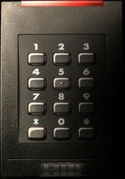 HID iCLASS RK40 6130 Access Control Reader
