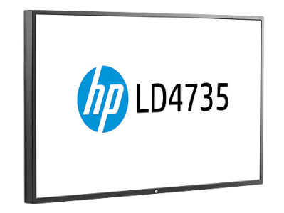 HP LD4735 Digital Signage Display
