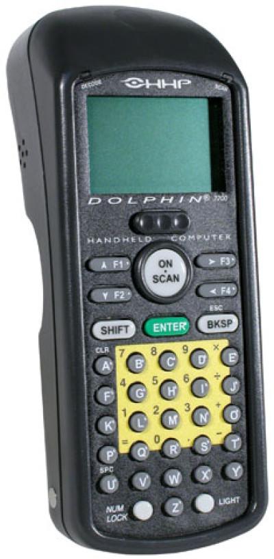 Hand Held Dolphin 7200 Handheld Computer