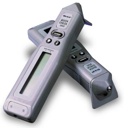 Hand Held Quick Check 200 Series Barcode Verifier