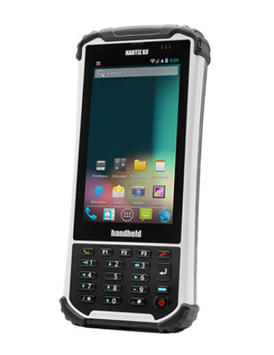 Handheld Nautiz X8 Handheld Computer