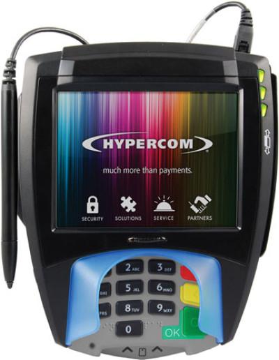 Hypercom L5300 Payment Terminal