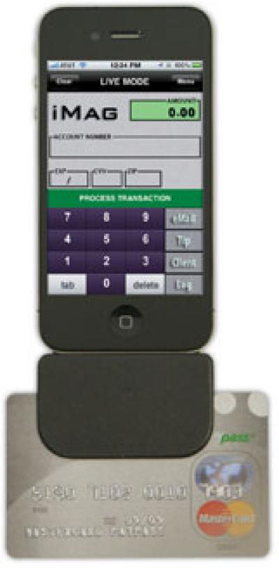 ID Tech iMag Pro Credit Card Swipe Reader Accessories