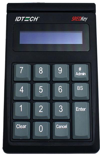 ID Tech SREDKey Card Reader