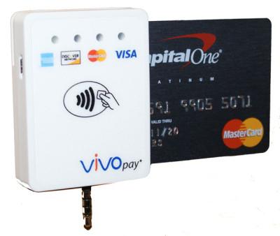 ID Tech UniPay III Card Reader