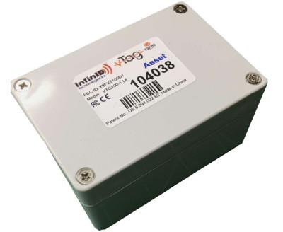 InfinID V-Tag INF-VT100-GPS-A RFID Tag