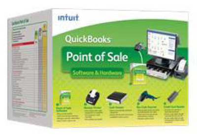 Intuit Quickbooks Point of Sale Pro 10.0 Hardware and Software System