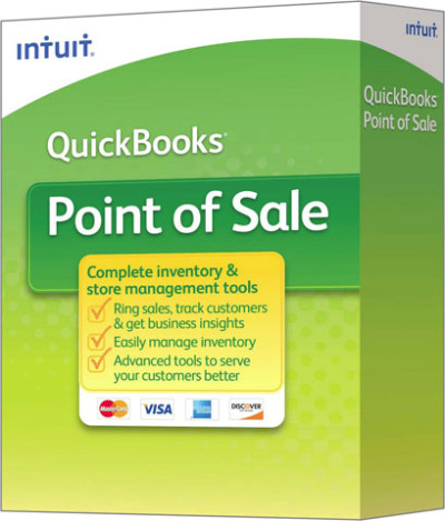 Intuit QuickBooks Point of Sale POS Software