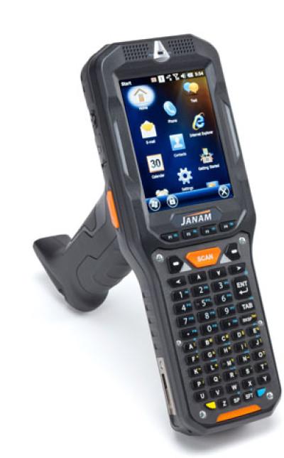 Janam XG3 Handheld Computer