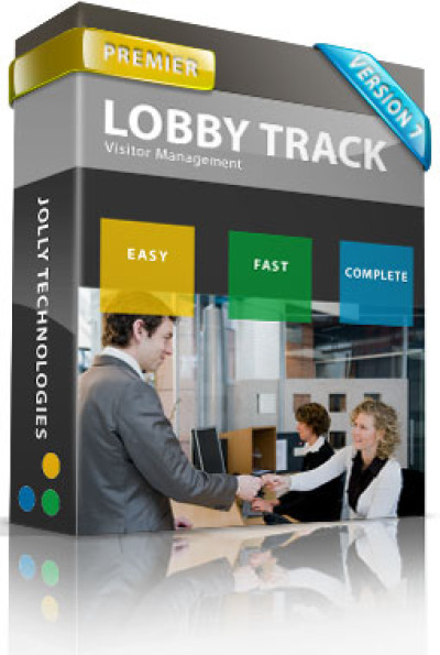 Jolly Lobby Track ID Card Software