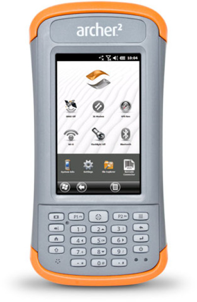 Juniper Systems Archer 2 Handheld Computer