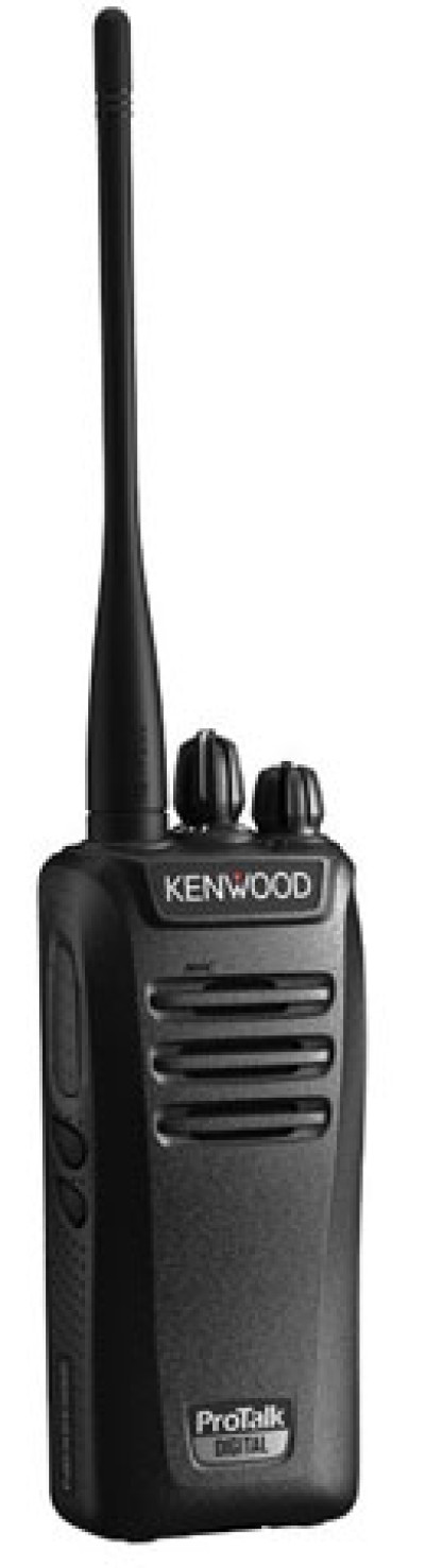 KENWOOD NX-240V/340U Two-way Radio
