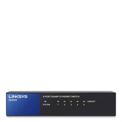 Linksys SE3005 Ethernet Switch