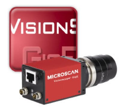 Microscan Visionscape GigE Solution