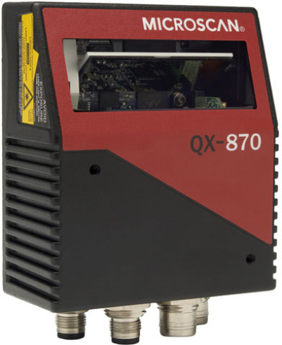 Microscan QX-870 Scanner