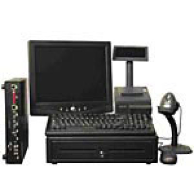 Microsoft RMS: Retail Management System Sporting Goods Store Bundle POS System