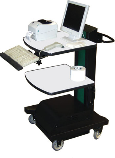 Newcastle Systems NB Series Mobile Cart Accessories