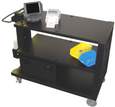Newcastle Systems PC Series Picking Mobile Cart Accessories