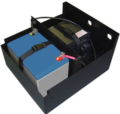 Newcastle Systems Power Packs Mobile Cart Accessories