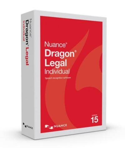 Nuance Dragon Legal Individual 15 Communication System