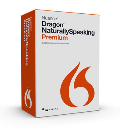 Nuance Dragon Naturally Speaking Premium Communication System