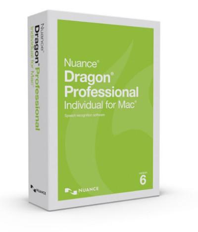Nuance Dragon Professional Individual Mac V6 Communication System
