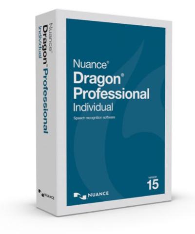 Nuance Dragon Professional Individual v15 Communication System