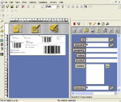 Number Five LabelFive Barcode Software