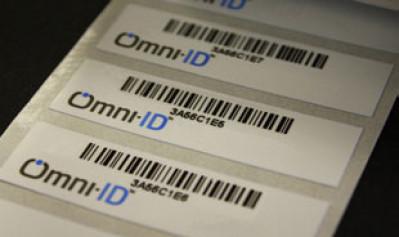 IQ-400-P-LABEL - Omni-ID IQ 400 P RFID Tag