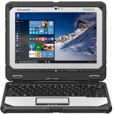 Panasonic Toughbook 20 Rugged Notebook Computer