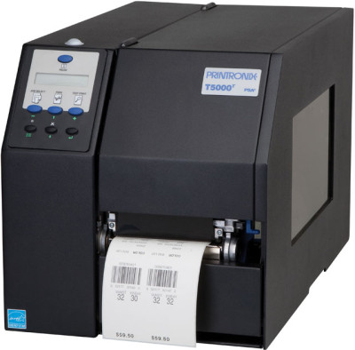 T52X4-0102-000 - Printronix T5000r EnergyStar Thermal Bar code Printer