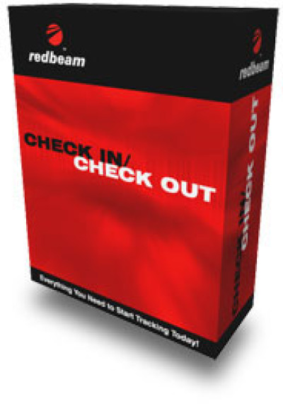 RedBeam Check In/Check Out Asset Tracking Software