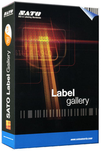 SATO Label Gallery Easy Barcode Software