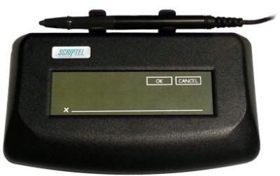 Scriptel ST1400 ProScript Signature Capture Pad
