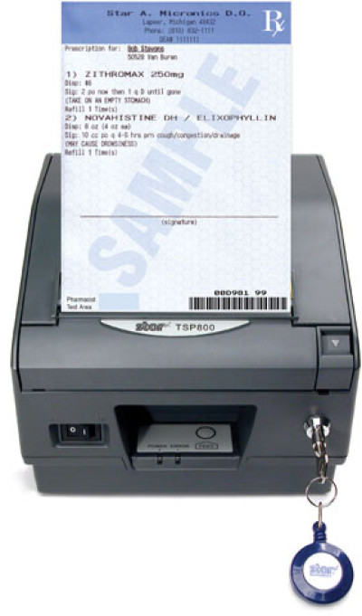 Star TSP800Rx POS Printer Accessories