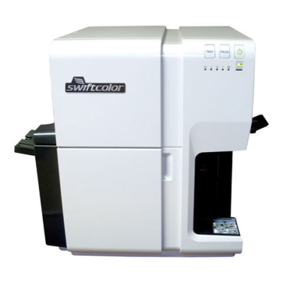 SwiftColor SCC-4000D Plastic ID Card Printer