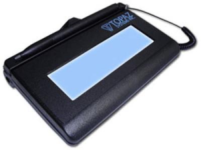 Topaz SignatureGem LCD 1x5 Signature Pad