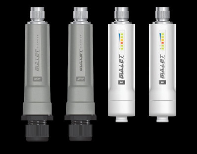 Ubiquiti Networks Bullet M Point to Multipoint Wireless