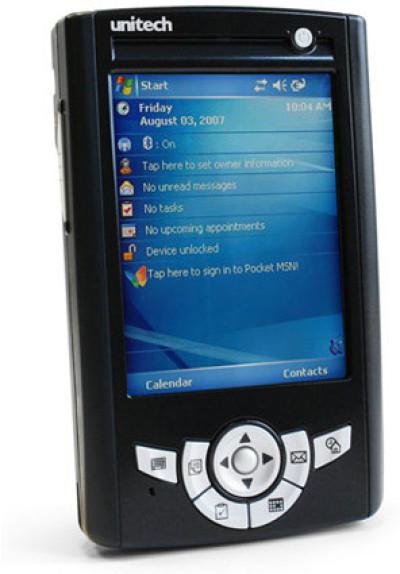 Unitech PA500 Handheld Computer