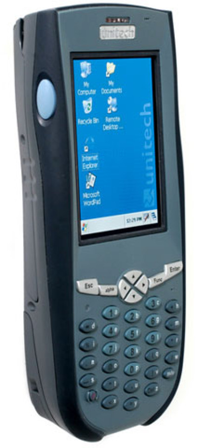 Unitech PA966 Handheld Computer